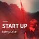 StartUP Keynote presentation - GraphicRiver Item for Sale
