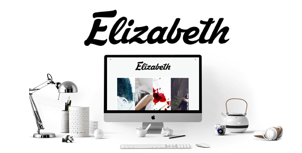 Elizabeth – A Personal Blog Theme for WordPress