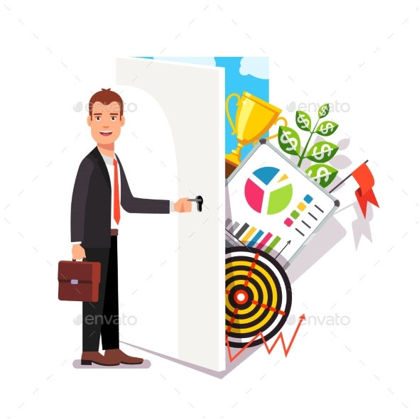 Business Career Opportunity Concept - Concepts Business