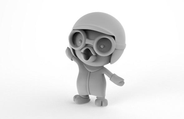 Pororo - 3DOcean Item for Sale