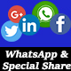 WhatsApp & Social Sharing - CodeCanyon Item for Sale