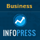 Infopress - Multi-Purpose Business Template with Page Builder Nulled