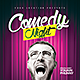 Comedy Night Flyer - GraphicRiver Item for Sale