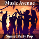 Sunset Party Pop