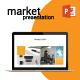 Market Presentation Template - GraphicRiver Item for Sale