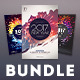 New Year Flyer Bundle Vol.07