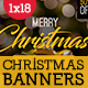Christmas Banners Set - Multipurpose - GraphicRiver Item for Sale