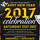 New Year Party Poster / Flyer V16 - GraphicRiver Item for Sale