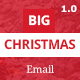 Big Christmas Multipurpose Email Newsletter Nulled