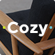 Cozy - Interior Design, Decor & Architecture Theme
