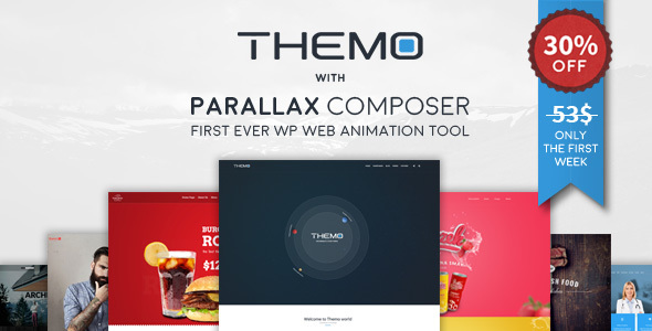 Themo – Creative Responsive Multi-purpose WordPress Theme