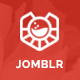 Jomblr - Clean Responsive Tumblr Theme Nulled