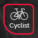Cyclist's Adventure Story Website Template Nulled