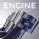 Engine Pistons #1 - VideoHive Item for Sale