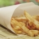 Homemade Potato Sticks in Paper Bag - VideoHive Item for Sale