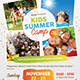 Kids Activities Flyer-Graphicriver中文最全的素材分享平台