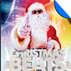 Christmas Beats Flyer Template