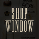 Shop Window Flyer Template - GraphicRiver Item for Sale