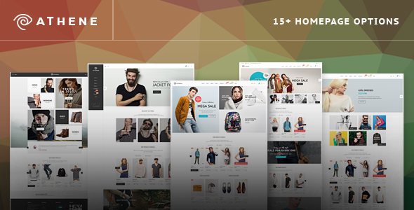 Athene – WooCommerce Responsive Fashion Theme