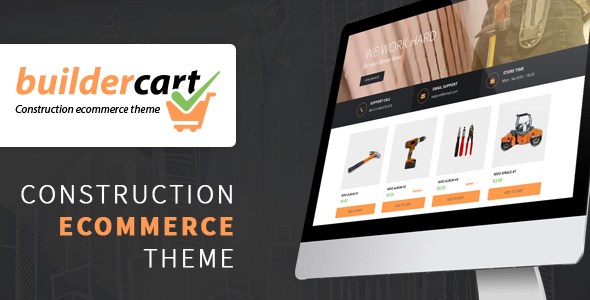 BuilderCart – Multi-Purpose Responsive WooCommerce Theme