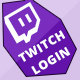 MWP Twitch Login / Registration