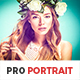 10 Pro Portrait Lightroom Presets - GraphicRiver Item for Sale
