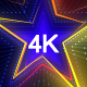 Disco Star Lights 4K - VideoHive Item for Sale