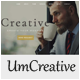 UmCreative - Creative HTML5 Template - ThemeForest Item for Sale