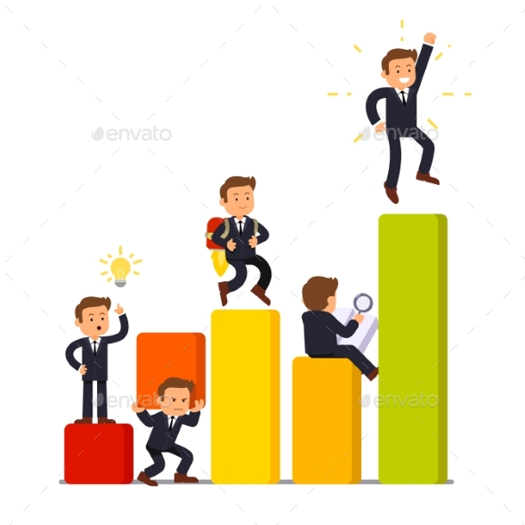 Stages of Business Development and Growth - Concepts Business