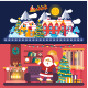 Flat Christmas Village Landscape - GraphicRiver Item for Sale