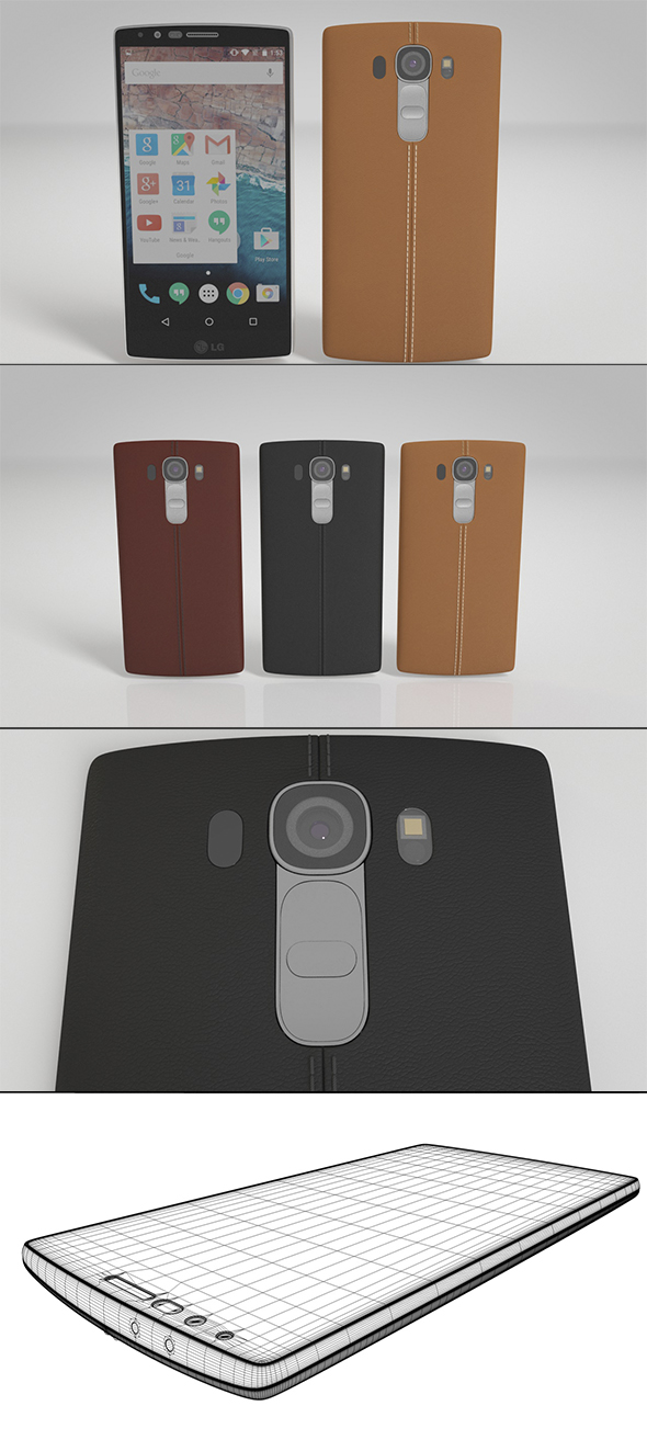 LG G4 - 3DOcean Item for Sale