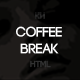Coffee Break - ThemeForest Item for Sale