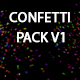 Confetti Pack V1 - VideoHive Item for Sale