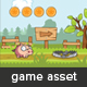 Game Asset, 2D Character Pig Runner - GraphicRiver Item for Sale