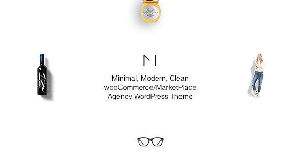Morella – Multipurpose, Minimal, e-Commerce, Marketplace WordPress Theme