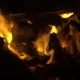 Fireflame at Night - VideoHive Item for Sale