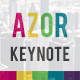Azor Keynote - GraphicRiver Item for Sale