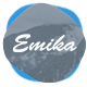 Emika - Personal HTML Blog Template - ThemeForest Item for Sale