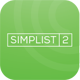 SIMPLIST 2 Keynote Template - GraphicRiver Item for Sale
