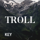 Troll - Keynote Template - GraphicRiver Item for Sale