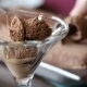 Chef Scooping Ice Cream Out of Container and Put Ball To Glass Bowl - VideoHive Item for Sale