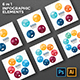Circle Diagram for Infographic. PSD, EPS, AI. - GraphicRiver Item for Sale
