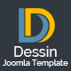 Dessin - Multipurpose Responsive Joomla theme - ThemeForest Item for Sale