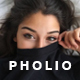 PHOLIO - Modern & Clean Photography Theme - ThemeForest Item for Sale