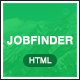 Jobfinder - Job Portal HTML5 Template - ThemeForest Item for Sale