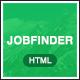 Jobfinder - Job Portal HTML5 Template Nulled