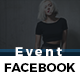 Facebook Event Timeline - GraphicRiver Item for Sale