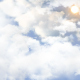 Flying Through Clouds - VideoHive Item for Sale
