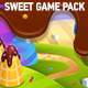 Cookie Chocolate Sweet Full Game Set - GraphicRiver Item for Sale
