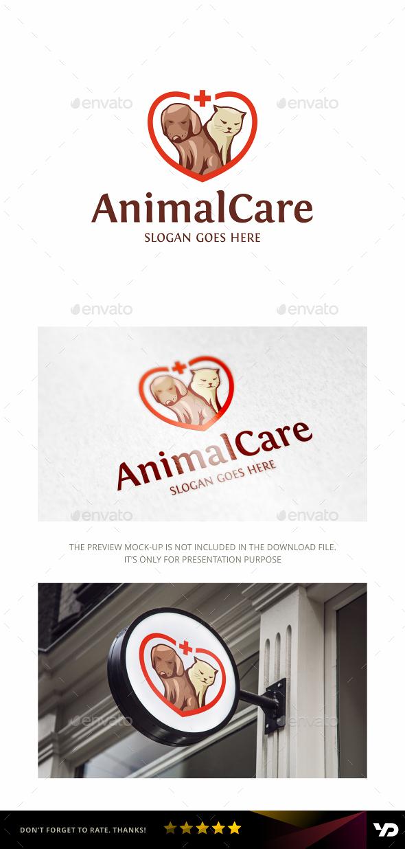 Veterinary - Animals Logo Templates